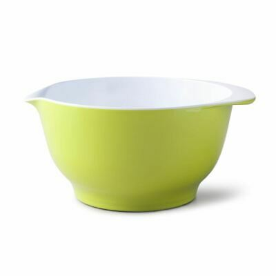 Zeal Mixing Bowl (23cm, 4ltr) Lime (Pack of 3)