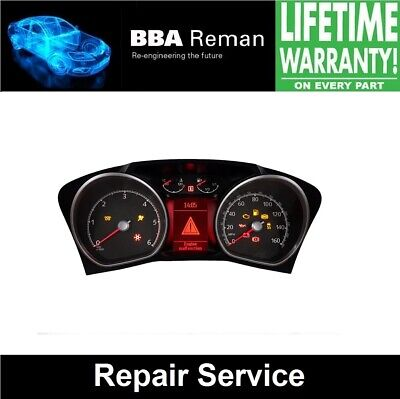 Ford Galaxy Instrument Cluster **Repair Service with Lifetime Warranty!**