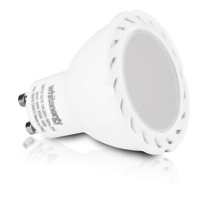 NEW! Whitenergy Led Bulb | 3X Smd 2835 Led | Mr16 | Gu10 | 3W| 100-250V | White