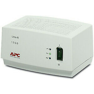 NEW! Apc By Schneider Electric Line-R LE1200I Line Conditioner Brownout Surge Ov