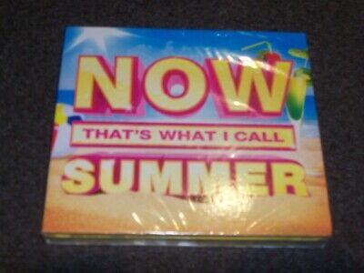 Cd Triple Album - Now Thats What I Call Summer