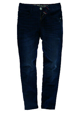 Lemmi Jungen Hose mid Jeans tight fit dark blue KEN 310 Gr. 140- 170 mid  - 10 %