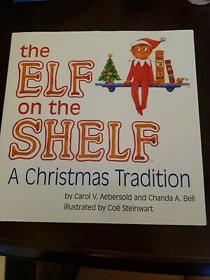 The Elf on the Shelf  ~ BOOK ONLY!~ *GIRL ELF*