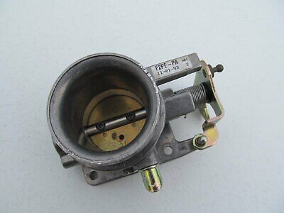 OUT OF BOX Empty OEM Ford F50E-AE Throttle Body WITHOUT SENSORS NEW