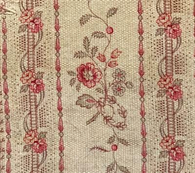 BEAUTIFUL LATE 19th CENTURY FRENCH PROVENCAL COTTON, SMALL SCALE DESIGN 355.
