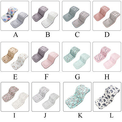 1Pcs Universal Baby Kids Stroller Pram Pushchair Car Seat Liner Pad Cushion Mat