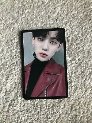A.C.E Under Cover The Mad Squad Official Photocards CHAN Preorder MMT Ace Album