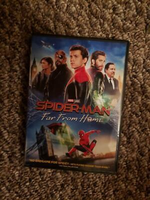 Spider-Man: Far from Home DVD -  Free Shipping!