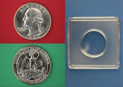 1969 D George Washington Quarter From Mint Set Combined Shipping