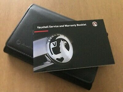 Vauxhall ASTRA 2016 ALL MODEL Service Book New Blank Genuine