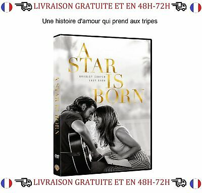 DVD Film A Star is Born Bradley Cooper Lady Gaga Drame Musique