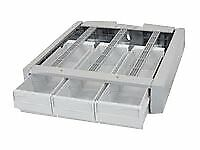 NEW! Ergotron 97-864 Styleview Supplemental Storage Drawer Triple Mounting Compo