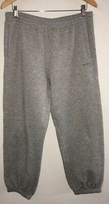 Ladies Grey Jogging Bottoms 12 La Gear <NZ5020