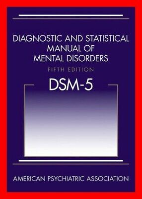 DSM-5 Diagnostic and Statistical Manual of Mental Disorders 🔥P.D.F 🅴🅱🅾🅾🅺🔥