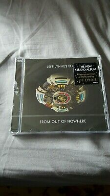 Jeff Lynne's ELO - From Out of Nowhere (NEW CD)