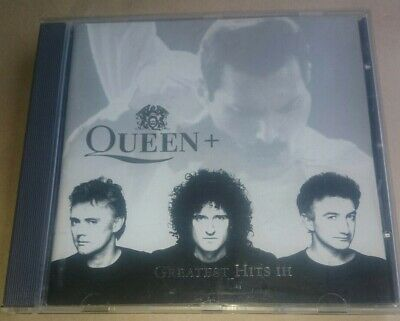 Queen - Greatest Hits 3 / III  Best Of Essential Collection CD Freddie Mercury