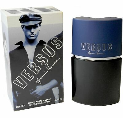 Versace Versus Uomo for Men 100 ml After Shave old vintage Version