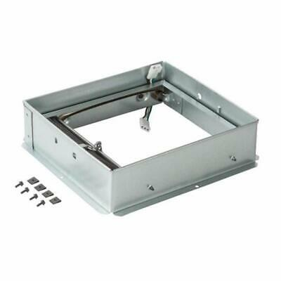 Broan RDM1 Radiation Damper for the InVent Series Bath Fans - Steel