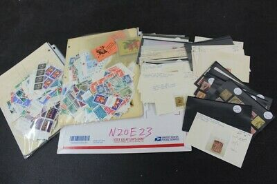 CKStamps : Advanced Mint & Used Switzerland Stamps Collection In Cards