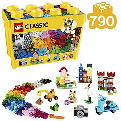 LEGO 10698 Classic Large Creative Brick Box Construction Set, Toy Storage,...