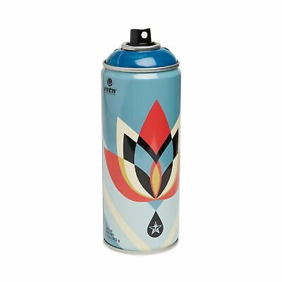 Montana Colors Shepard Fairey lotus limited edition obey bombola spray paint can