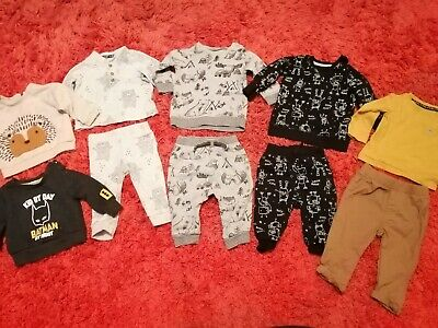 Baby Boy clothes bundle 3-6 Months Winter. Outfit
