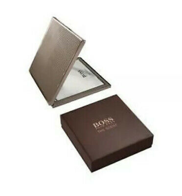 Hugo Boss The Scent Absolute Mirror Brand New And Boxes Christmas Gift Compact
