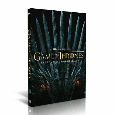 Game of Thrones The Complete Eighth 8th Season 8 DVD *BRAND NEW & SHIPPING NOW*