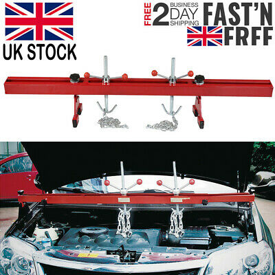 Engine Support Double Beam Bar Stand Motor 500kg Traverse Lift Gearbox 2019