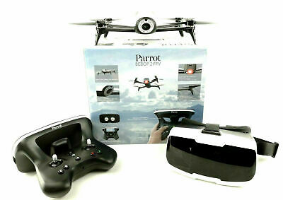 Parrot Bebop 2  FPV Pack Quadrocopter Drohne 14MP+ Skycontroller 2, Drone