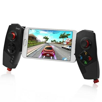 Red Spider Wireless Bluetooth 3.0 Telescopic Game Controller Joystick IPEGA PG -