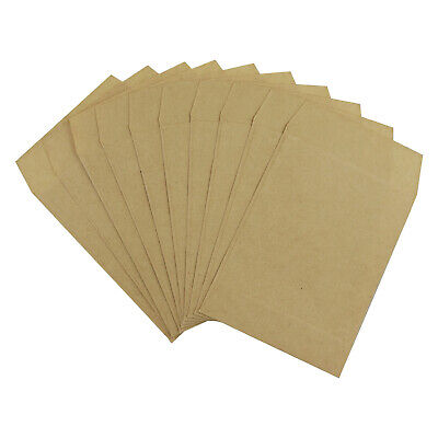 Paper Bag Sachets for Fill as Gift Bag Packaging Braun Natural