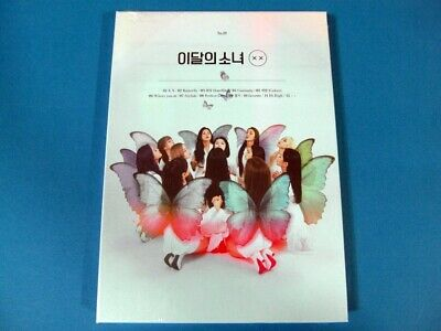 Monthly Girl Loona - X X [Limited A Ver.] Cd + Photocard (Sealed) +Tracking No.