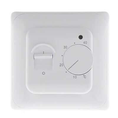 Electric Floor Heating Room Thermostat Temperature Controller  220V 230V 16A EW