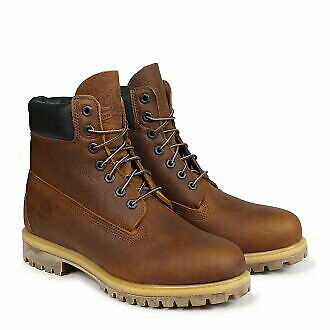Timberland Boots | Mens Brown | 6 Inch | Leather | 100% GENUINE | Free Delivery