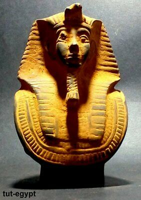 RARE ANCIENT EGYPTIAN ANTIQUE KING TUTANKHAMOUN Statue ( 1342 – 1325 BC)