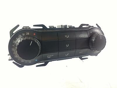2015 MERCEDES VITO 447 Diesel Heater Climate Controls 925