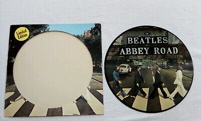 The Beatles - Abbey Road - Limited Edition Picture Disc - 5C P062-04243