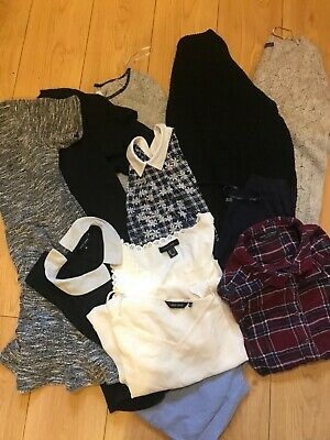 Bundle ladies girls NEW LOOK ATMOSPHERE Winter jumpers dresses tops pants uk 16