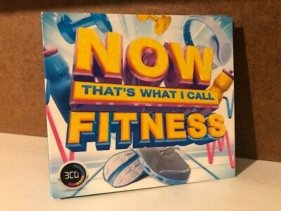 Now Thats What I Call Fitness Music (3 CD Set) Workout Songs (Keep Fit Hits)