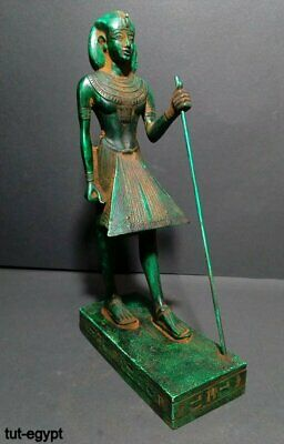 Rare EGYPTIAN ANTIQUE ANTIQUITIES King TUTANKHAMUN(1334-1325)BC