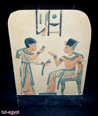 VERy  RARe  ISIS   Ancient Egyptian  antique Wall (380-362 BCE)