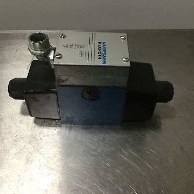 Rexroth RR00880089 Hydraulic Solenoid Valve J Spool for D05 Subplate