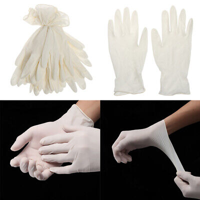 Materials Household Latex Gloves Non-slip Labor Protection Gloves Disposable