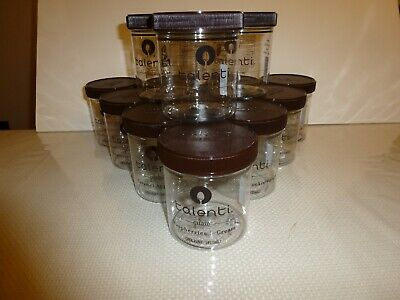 Talenti Empty Containers *13* Great For Crafts/Other Storage **Look**