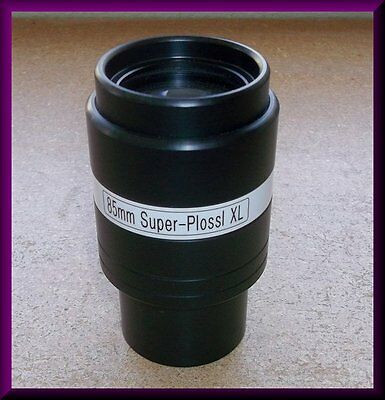 "2 inch 85mm Super-Plossl Telescope ""XL"" Eyepiece"
