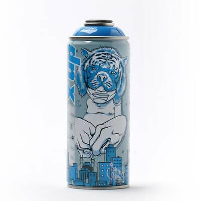 Montana Colors Sam Flores limited edition 2009 bombola spray paint can graffiti