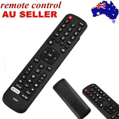 NEW EN2B27 Remote Control Replacement & Backup Accessory for Hisense Television~
