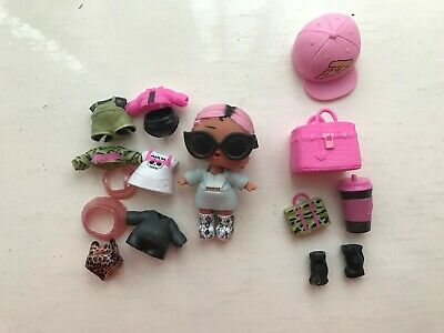Lol Surprise Dolls Jet Set Qt Q.t. Outfit Of The Day Exclusive Series Toy Figure