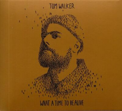 WALKER, Tom - What A Time To Be Alive (Deluxe Edition) - CD